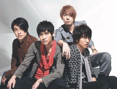 Jvkv Aka Taiwan S F4 Check Out Love S Terrain
