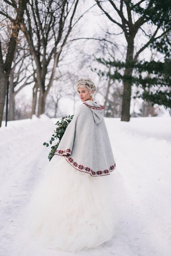 Winter Wedding Reception Dresses
