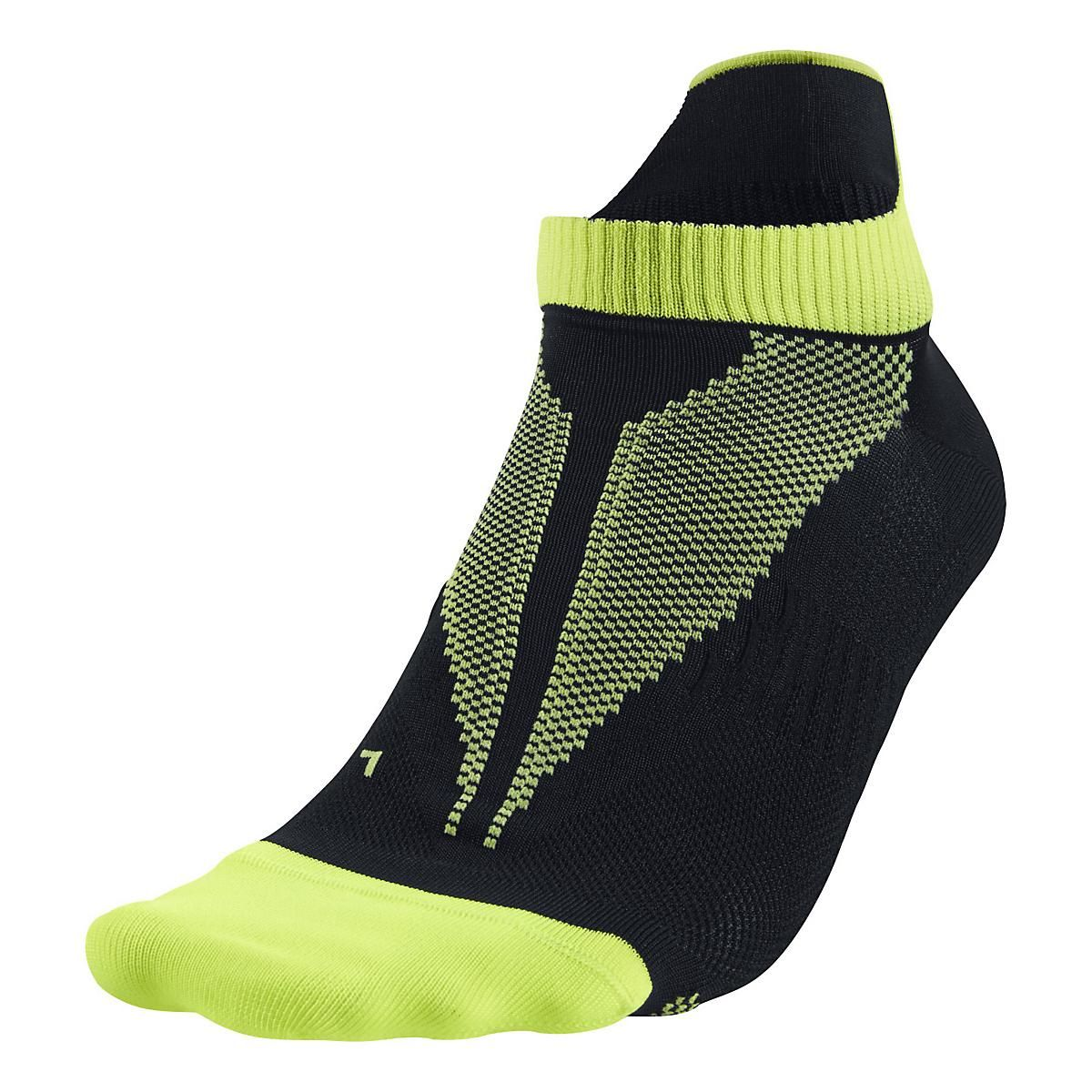 uk store cheap sale outlet store sale Nike Elite Lightweight No Show Socks | Running | Running ...