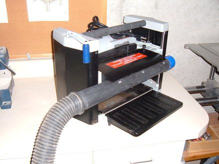 Inexpensive Dust Chip Collector For Delta Planer Delta