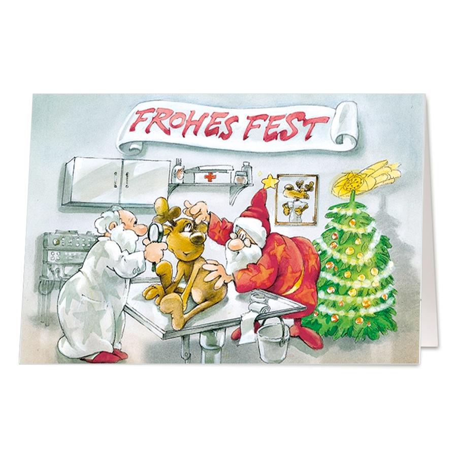 lustige weihnachtskarten tierarzt tierarztpraxis online bestellen lustige weihnachtskarten