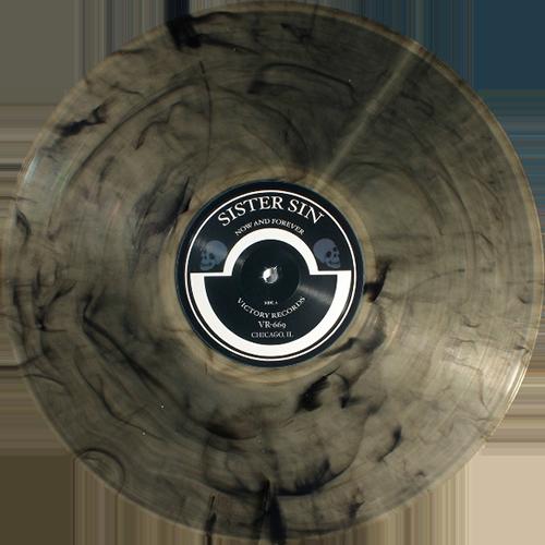 Sister Sin Now And Forever Vinyl Artwork Sister Sin Vinyl Art