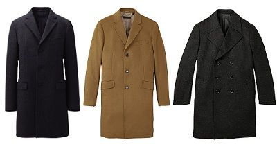 Uniqlo Coats
