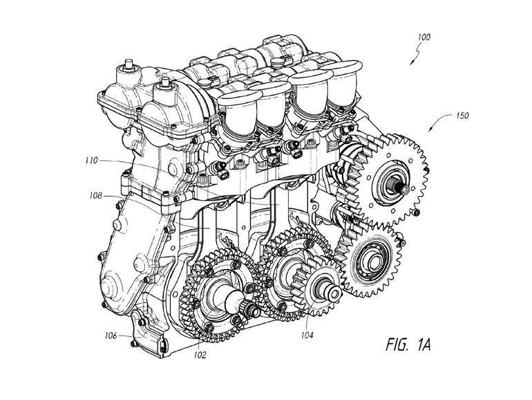 American car racing legend Dan Gurney's patented Moment