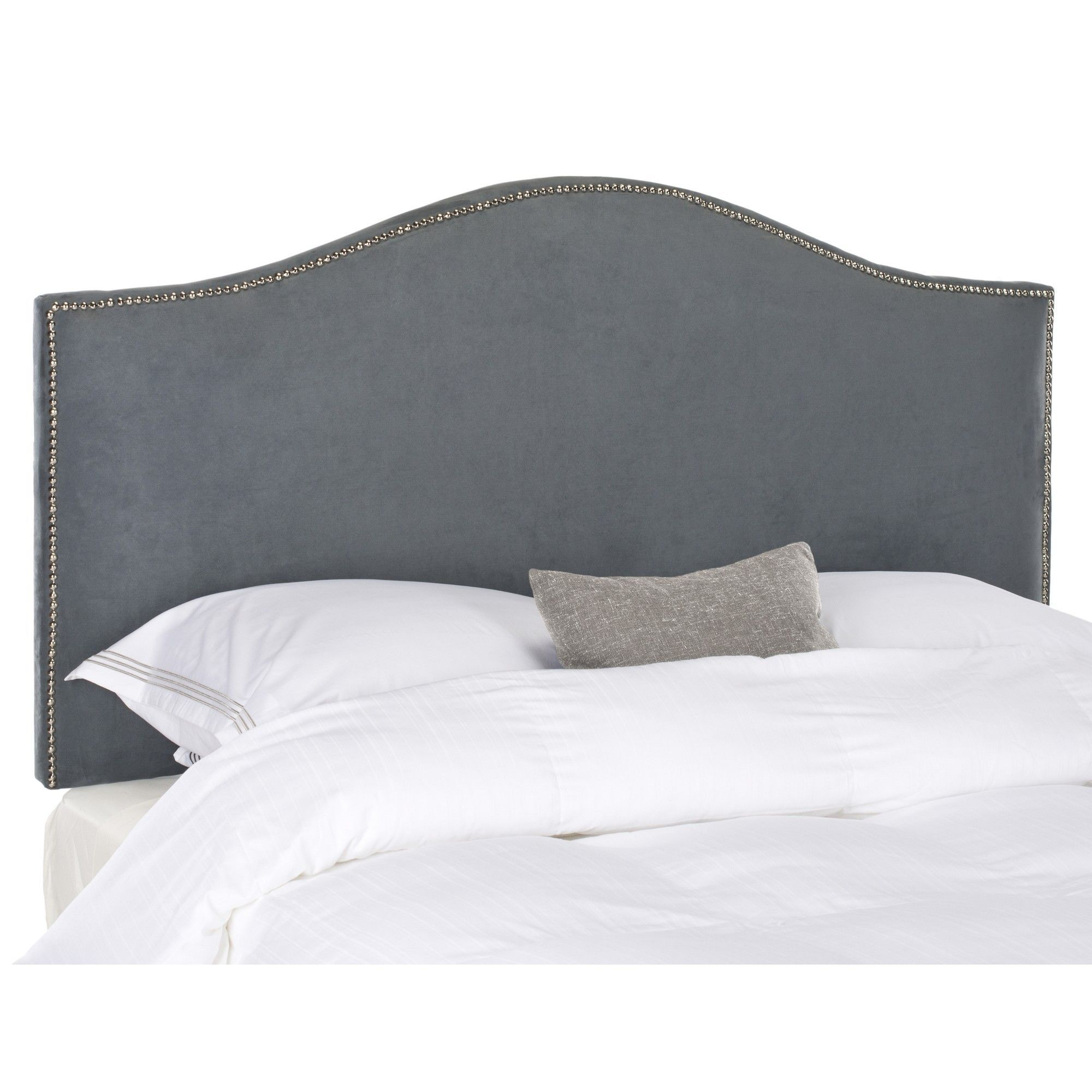 Connie Full Upholstered Headboard In 2020 Queen Headboard Full