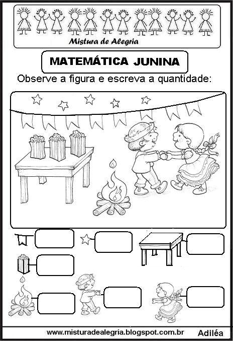 Imagem Relacionada Atividades Sobre Festa Junina Atividades