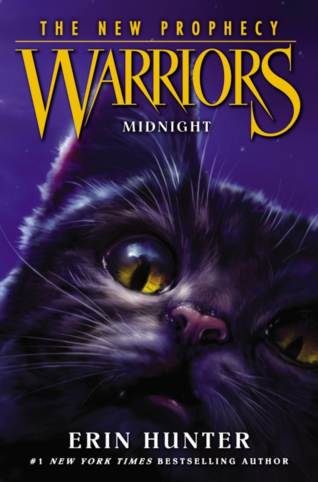 Warriors The New Prophecy 1 Midnight (eBook) Warrior