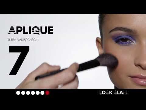 Tutorial de Maquiagem Sephora: Aprenda a criar um Look Glam!