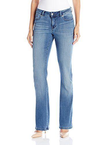 New LEE LEE Women's No-Gap Waistband Regular Fit Bootcut Jean womens Jeans. [$19... - -