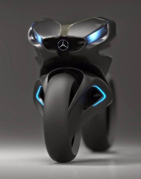Photo of Futuristic Transportation Design Concepts