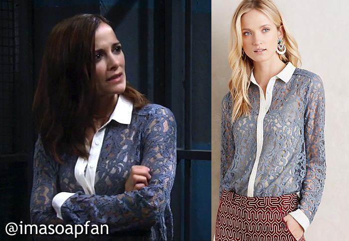 Pin By Imasoapfan On General Hospital Clothing And Fashion