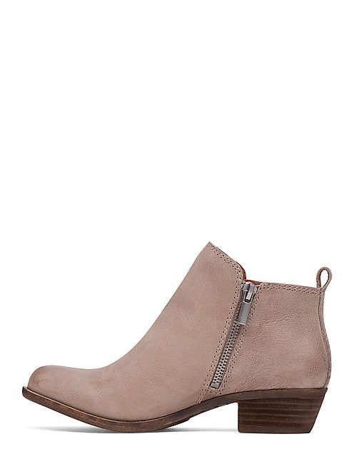135c3dbba930c Basel Flat Bootie | Accessories | Booty, Shoes, Lucky brand