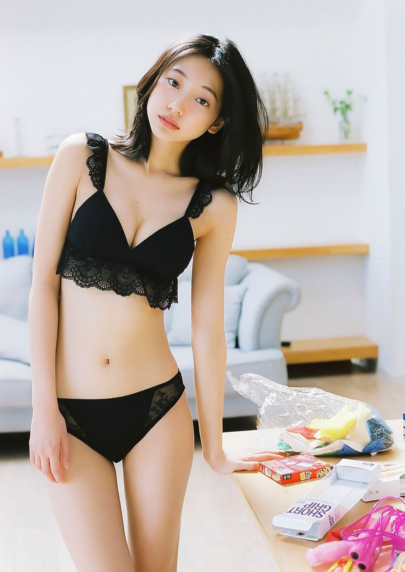 Skinny korean nude wife