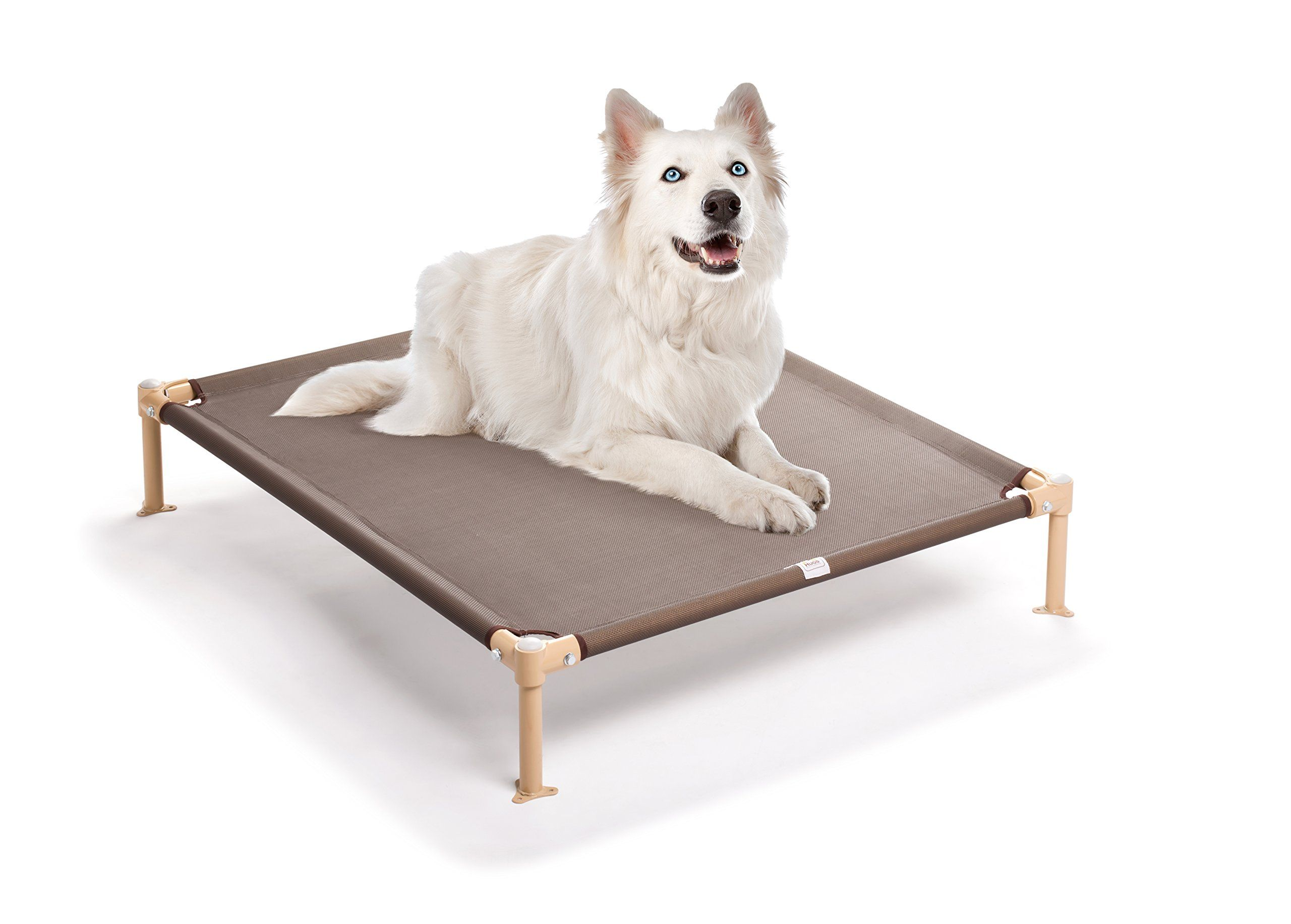 Amazon Com Hugs Pet Products Cool Cot Indoor Outdoor Elevated