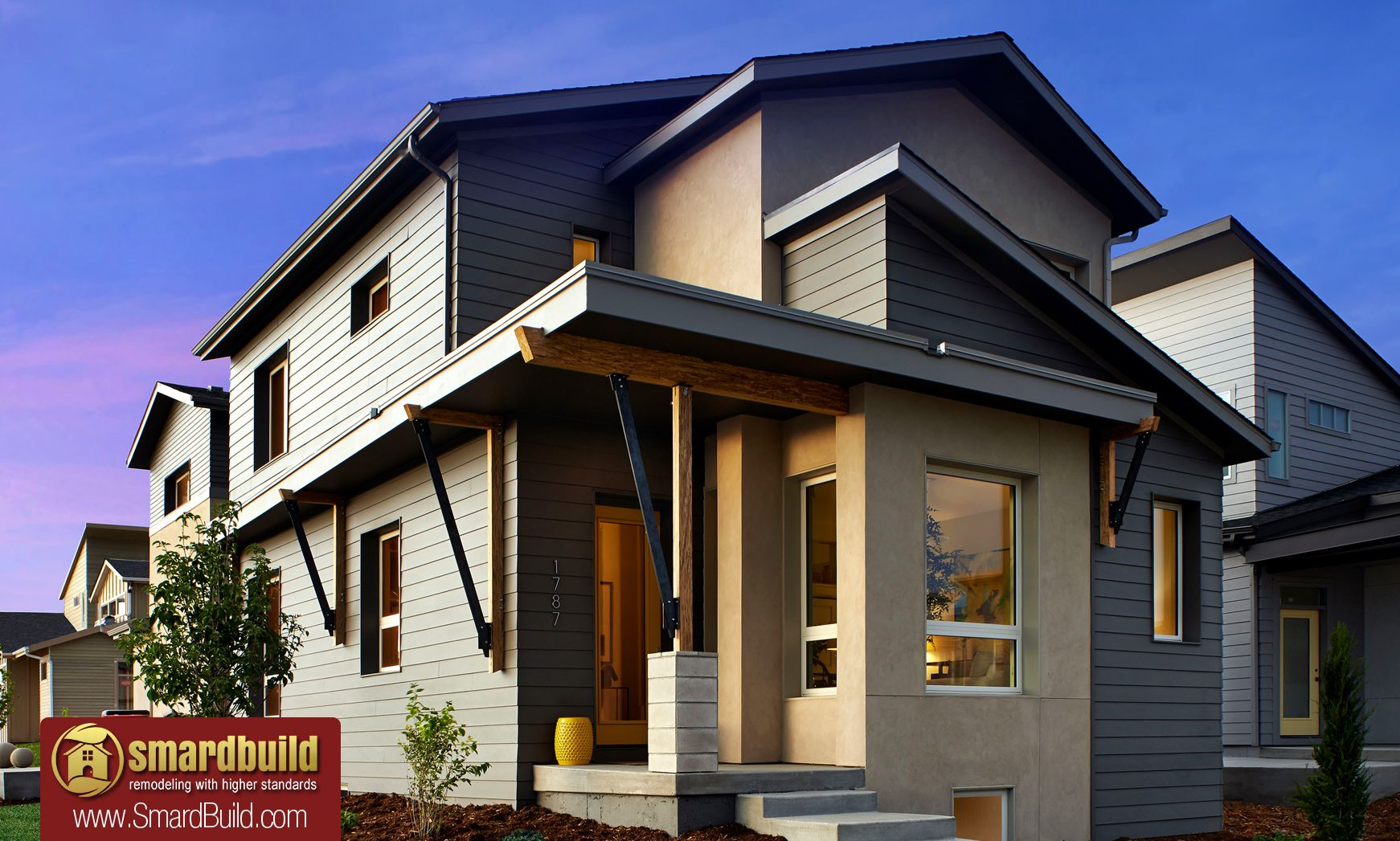Siding Trends Thatu0027ll Influence Homes In 2017   Http://www.
