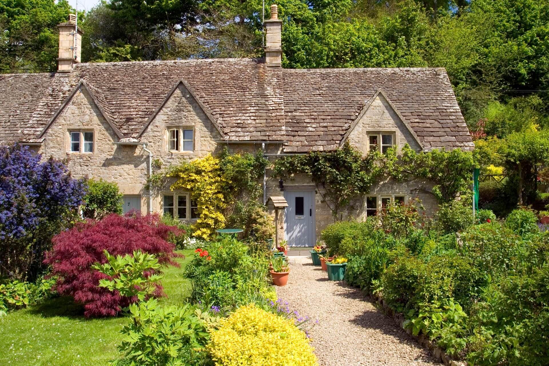 Bibury in England zu Besuch im Dorf der Feen in 2020