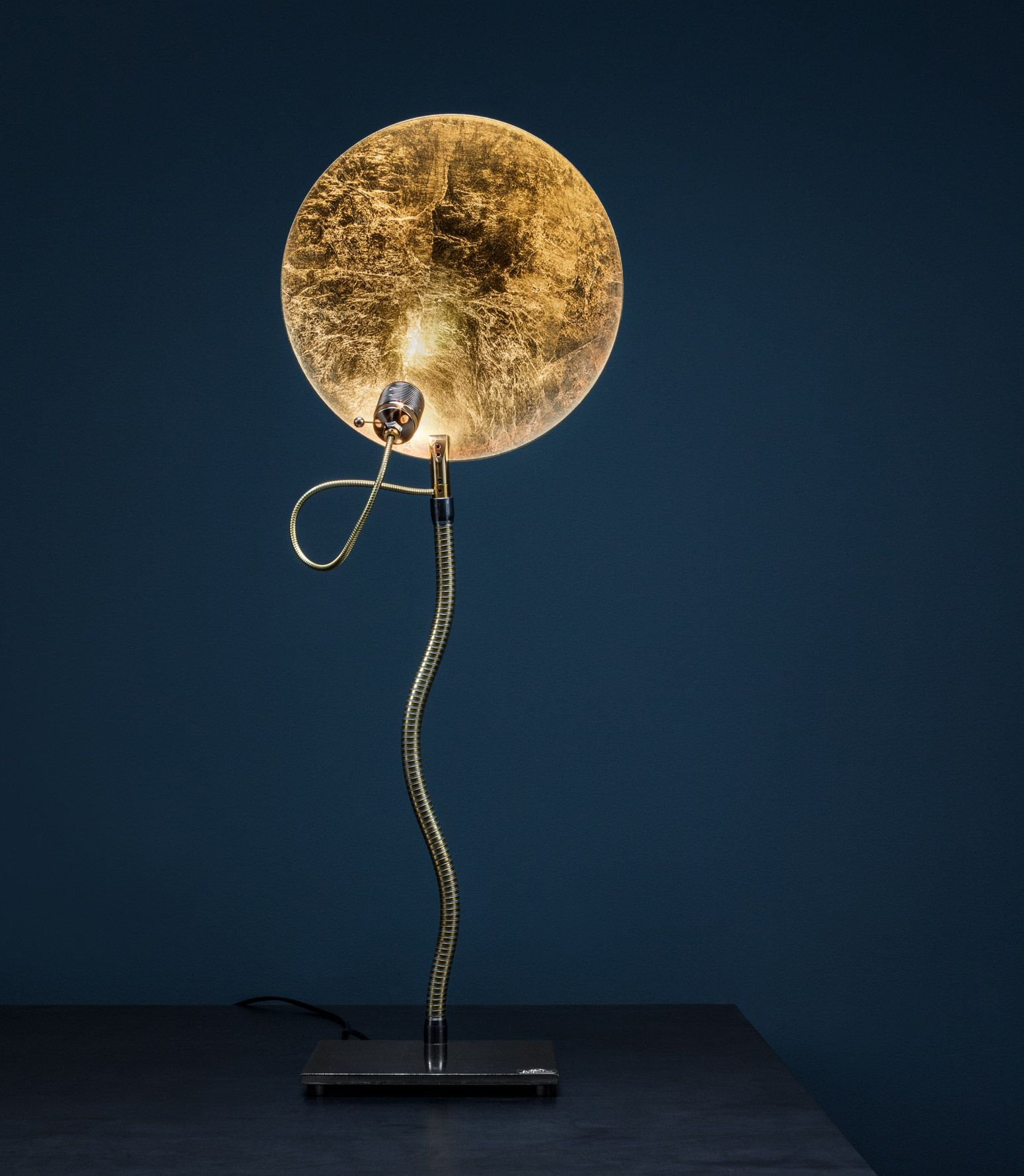 Luci D Oro Produced With Mystifying Reflections In Mind The