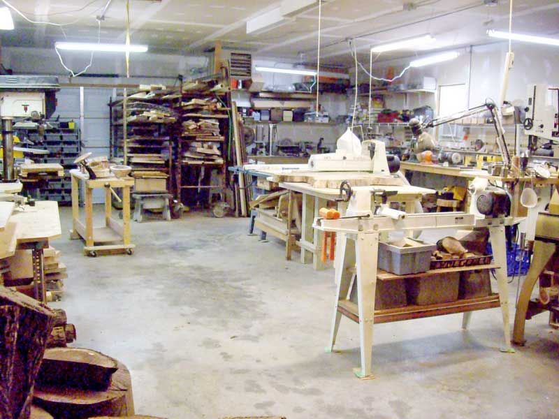 Woodworking Workshop | Glen Bond Eureka, MO