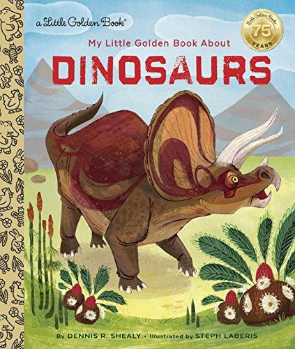 My Little Golden Book About Dinosaurs by Dennis Shealy https://www.amazon.com/dp/0385378610/ref=cm_sw_r_pi_dp_x_PHnSyb0A3A4DX