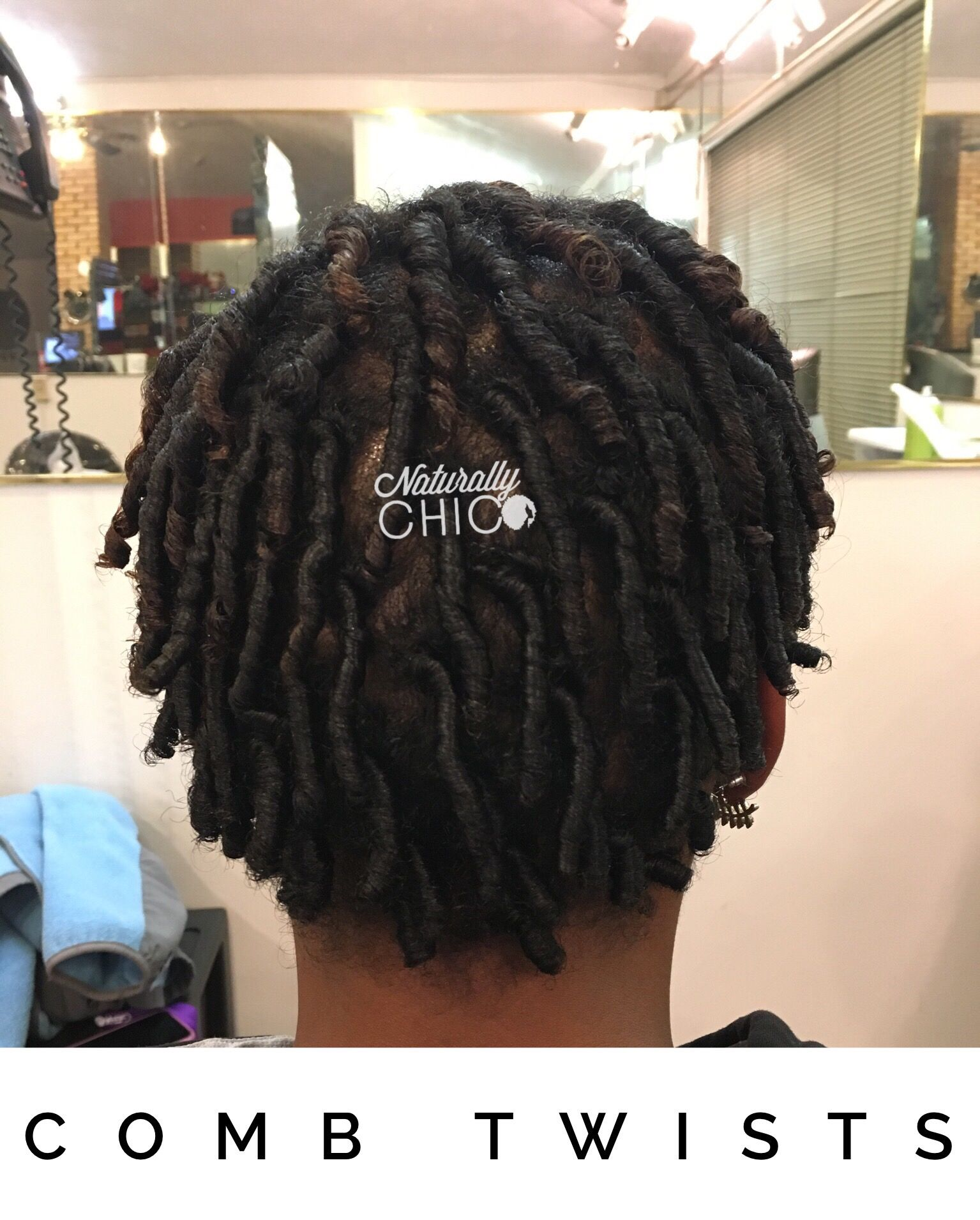 Pleasing Comb Twists Finger Coils On Natural Hair Coiling Natural Hair Natural Hairstyles Runnerswayorg