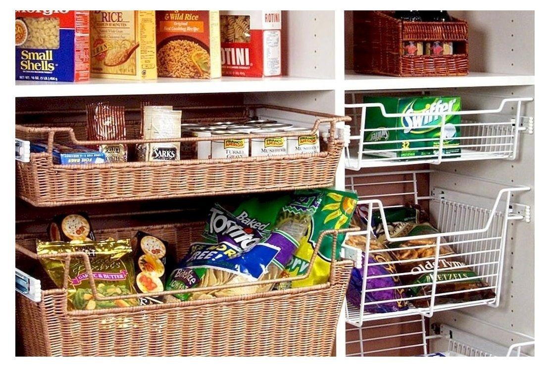 32 Creative DIY Storage Rack For a Your Small Kitchen - Image 27 of 32 #kitchenstoragerack