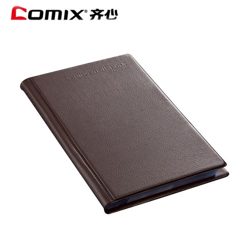 Comix Hardcover Business Card Book 180 Cards Name Card Book Card ...