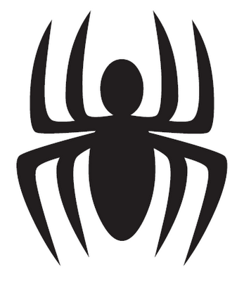 spiderman spider logo | Image - Spiderman-logo.png ...