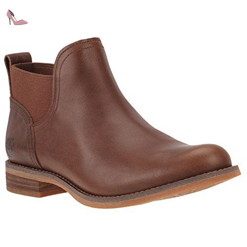 Womens Premium FTW_Womens Premium 14in WP Boot, Bottes Longues Femme - Noir (Black), 38 EUTimberland
