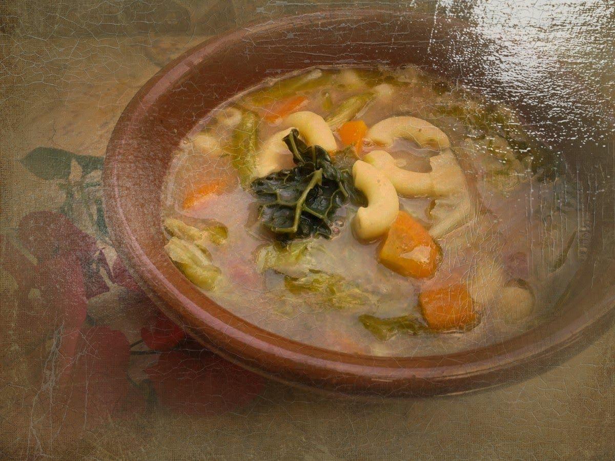 A Receita Partilhada: Sabor a Saudade (Sopa de Feijão) - Miguel