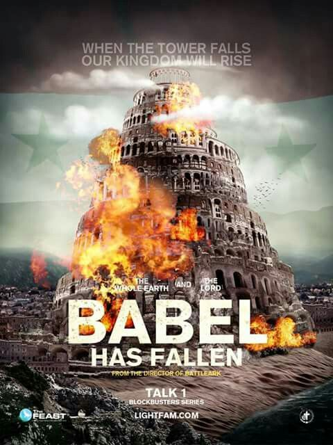 NOW SHOWING at the Feast AMS: BABEL HAS FALLEN!   Join us as we kick off our brand new series, BLOCKBUSTERS: Epic Stories that Changed the World.   Sit back, relax, and enjoy God's love at work!  See you at the happiest place on earth! :)  #TheFeastDavaoAMS #NeverAlone #Labyu