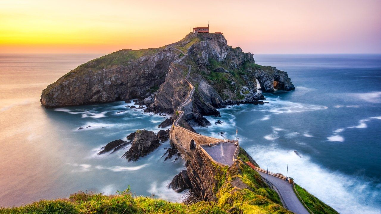 How To Plan The Perfect Road Trip In Northern Spain Northern Spain Basque Country Spain Road Trip