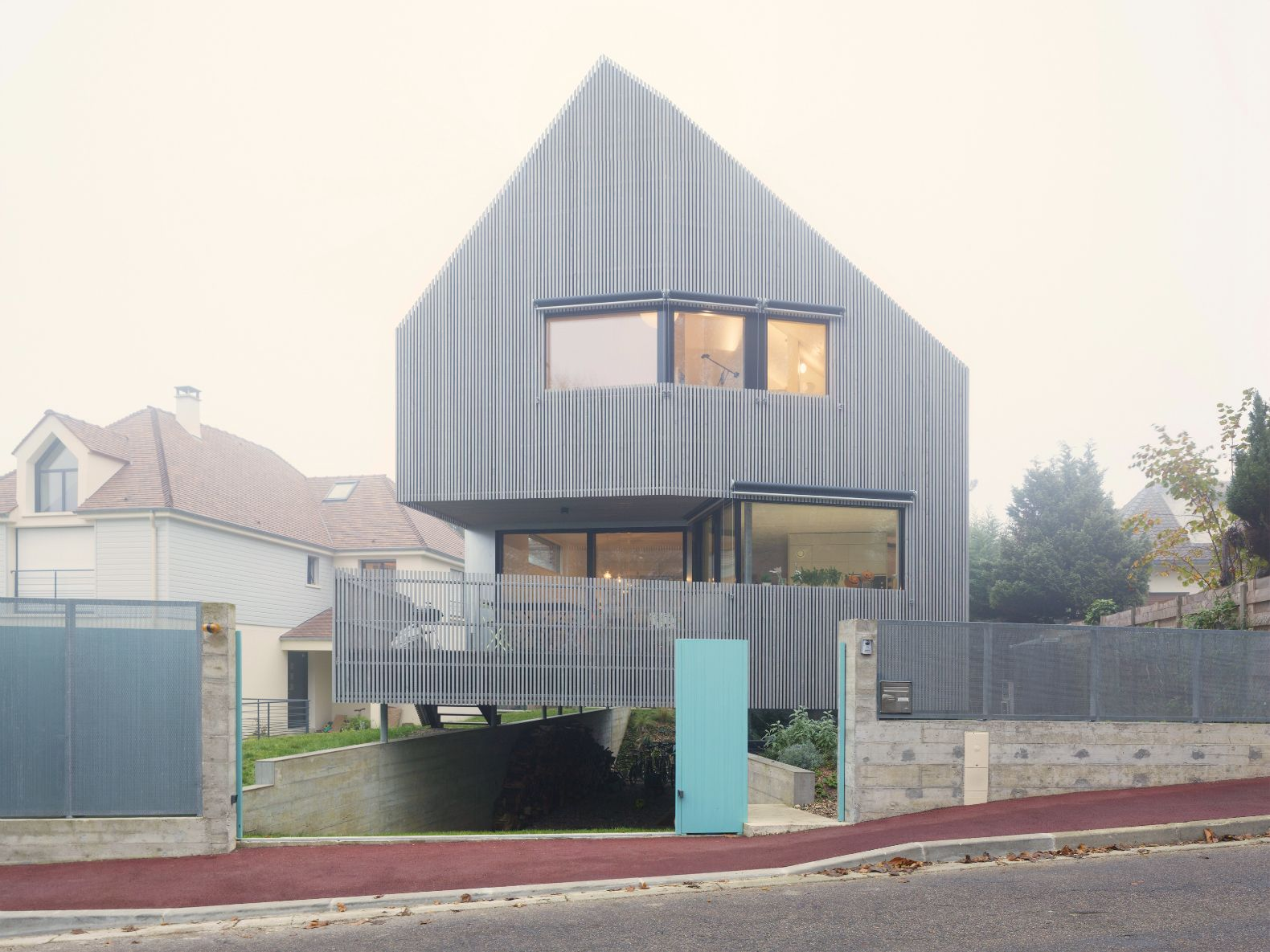 Architects of France\'s first passive house unveil latest ...