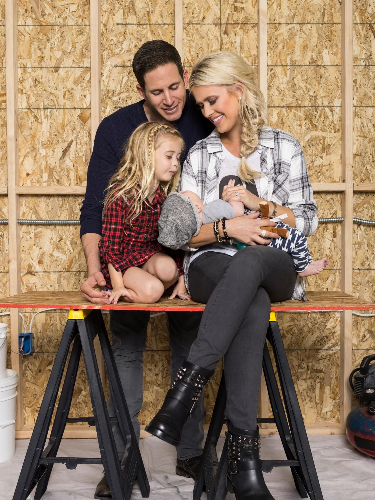 6dcfcad7e5bf0a Flip or Flop hosts Tarek and Christina El Moussa have remodeled their home