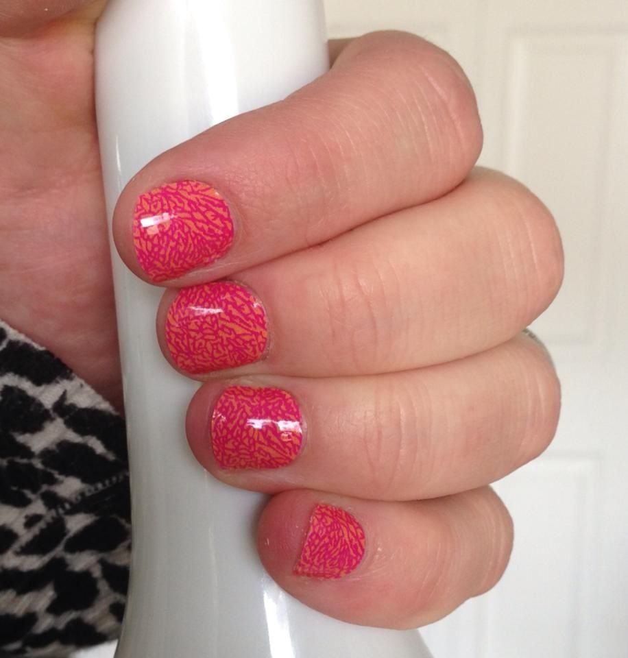Wild Elephant Jamberry Nail Wraps. Show your wild side without the ...