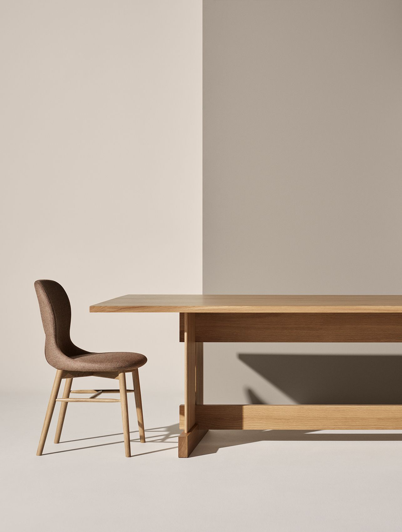 Incroyable Grande Table Is A Minimalist Table Created By Stockholm Based Designers  Note Design Studio. Big Things Stand Strong As They Say. Strong And  Timeless In The ...