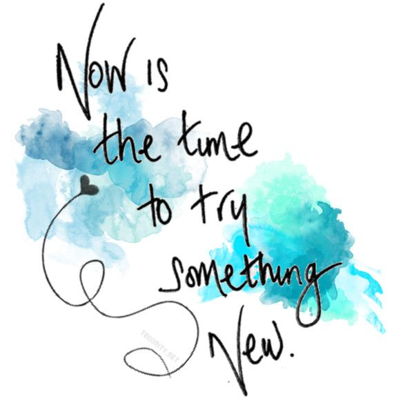 If what you've been doing isn't working, try something new!  #dontquit