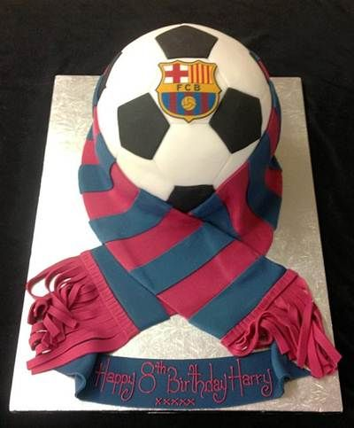 Barcelona Birthday Cake ideas FREE ADVERTISING new board www