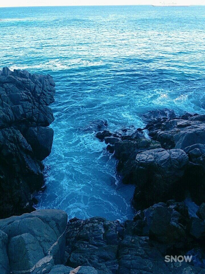Cute Blue Sea Aesthetic Pictures Blue Sea
