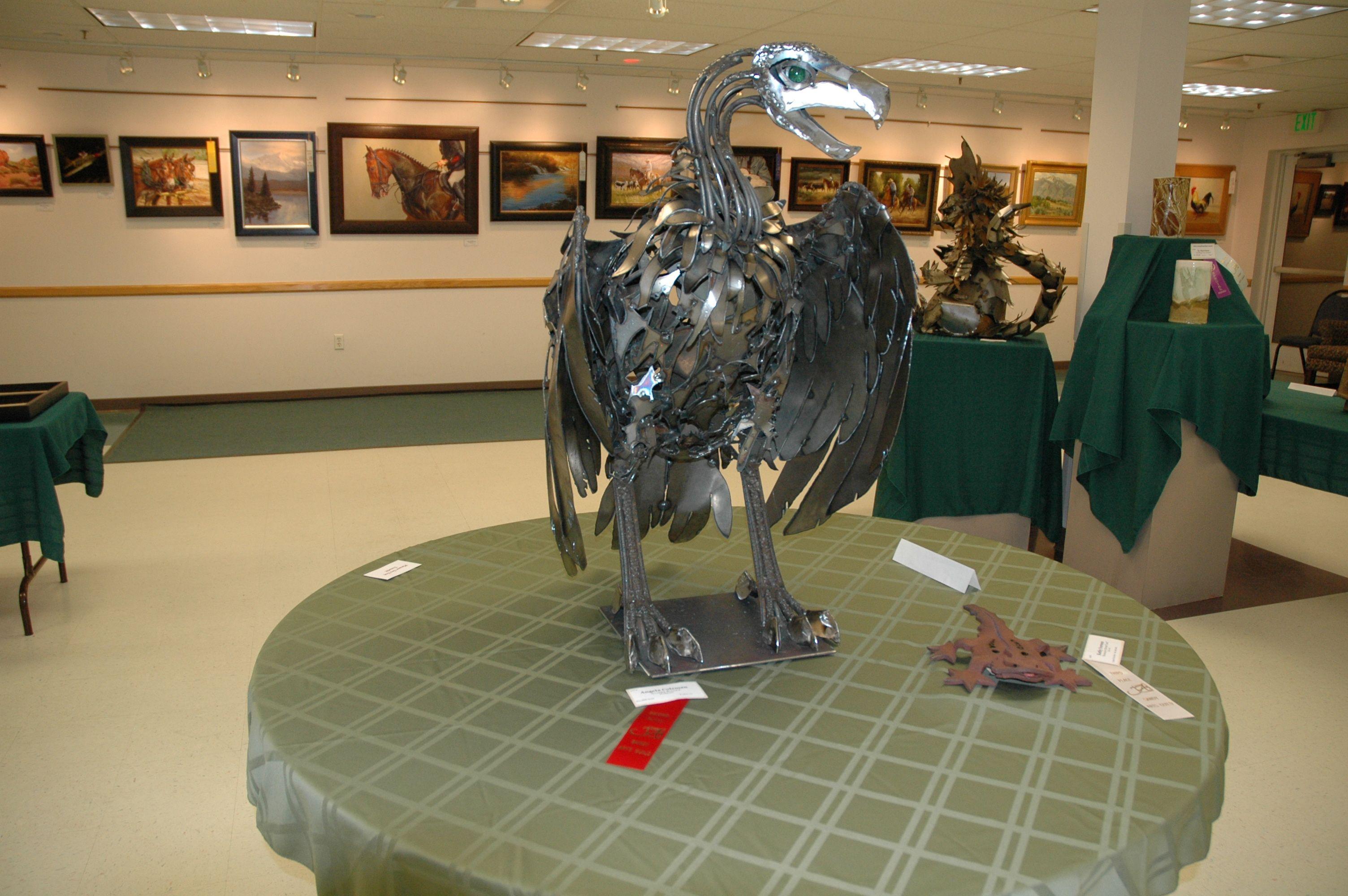 2013 Visual Art Show in Sandy, Utah