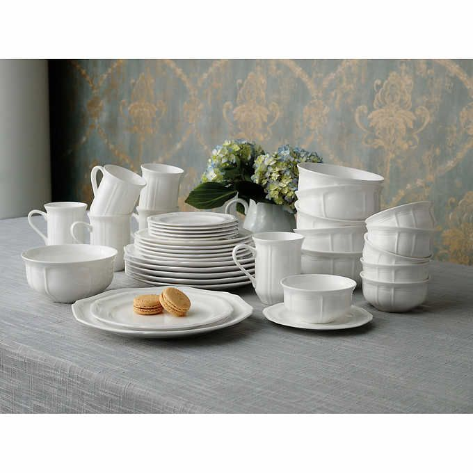 Mikasa Antique White 36-piece Dinnerware Set | Wish - Other Things I ...