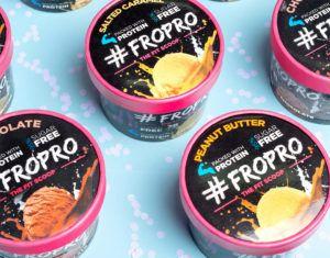 Best Healthy Ice Cream Provider In Australia | FroPro Ice Cream #proteinicecream