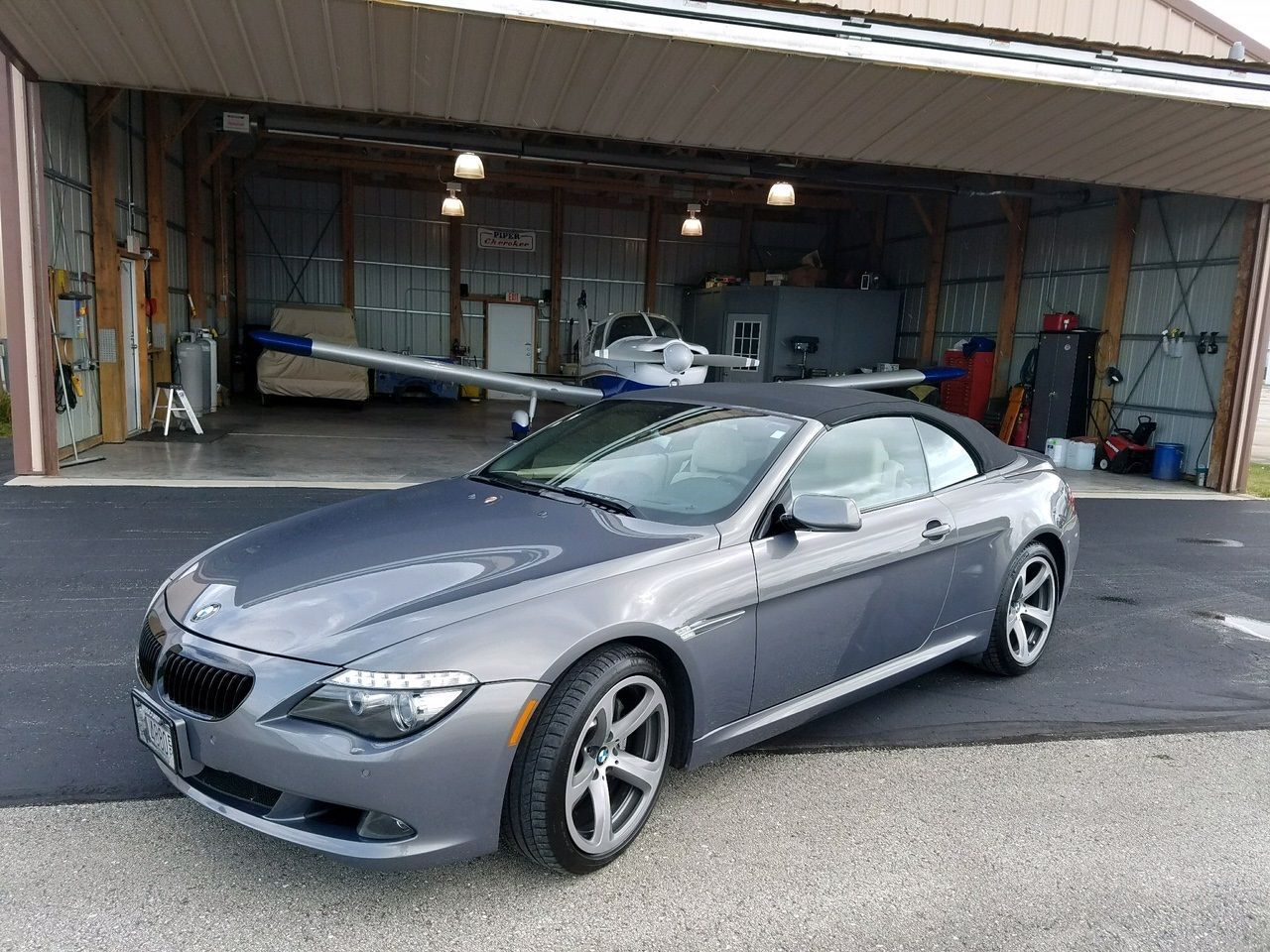 2008 Bmw 6 Series 650i Convertible 2008 Bmw 650i Convertible With