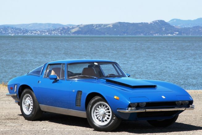 1974 Iso Grifo SII