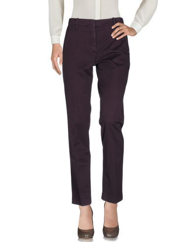 INCOTEX Women's Casual pants Deep purple 10 US