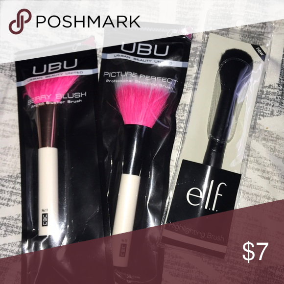 makeup brushes different types of brushes Makeup Brushes
