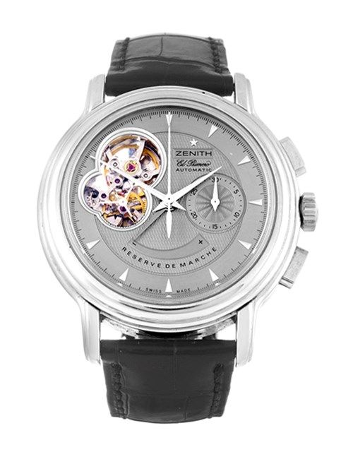 The heartbeat of the Zenith Chronomaster 03.0240.4021-02.C495