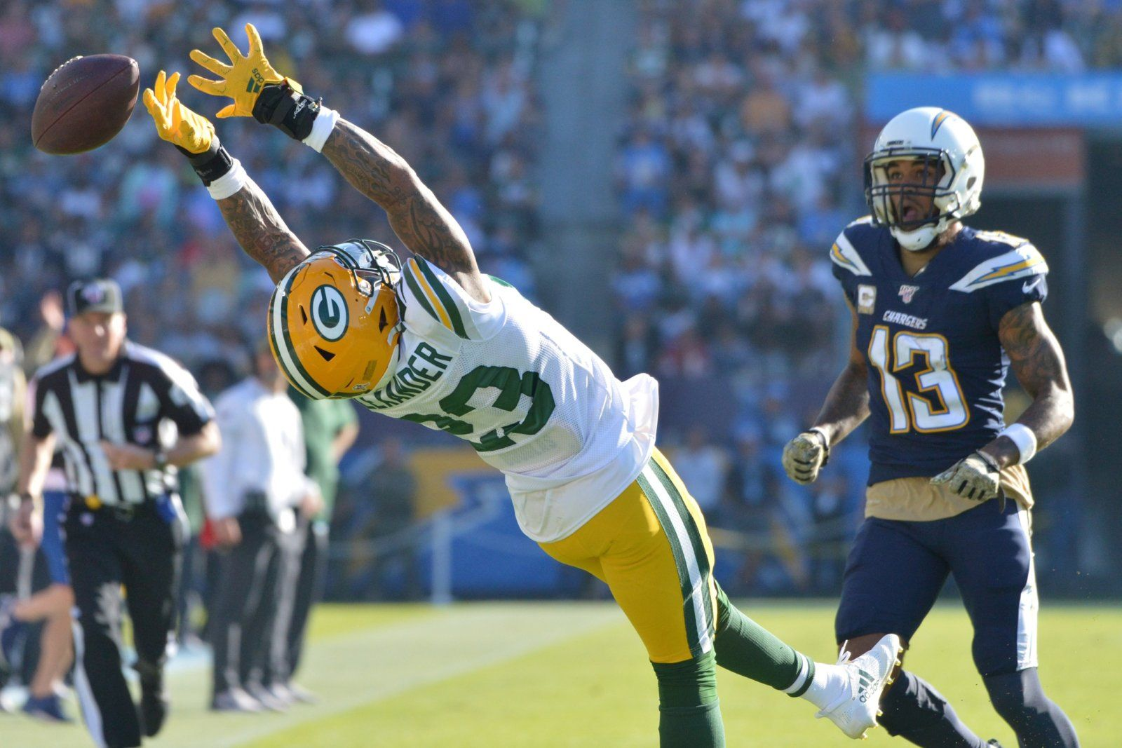 Packers Defensive Backs Hold The Keys To The Rest Of The Season Packers Greenbay Gopackgo Defensive Back Green Bay Packers Usa Today Sports