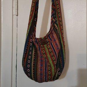 Women bag Handbags Thai Woven bag Hippie bag Hobo bag Boho bag Shoulder bag Sling bag Messenger bag Tote Cotton bag Crossbody bag Purse