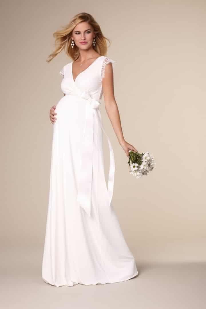 Vestidos De Novia Para Embarazadas Todo Lo Que Debes Buscar