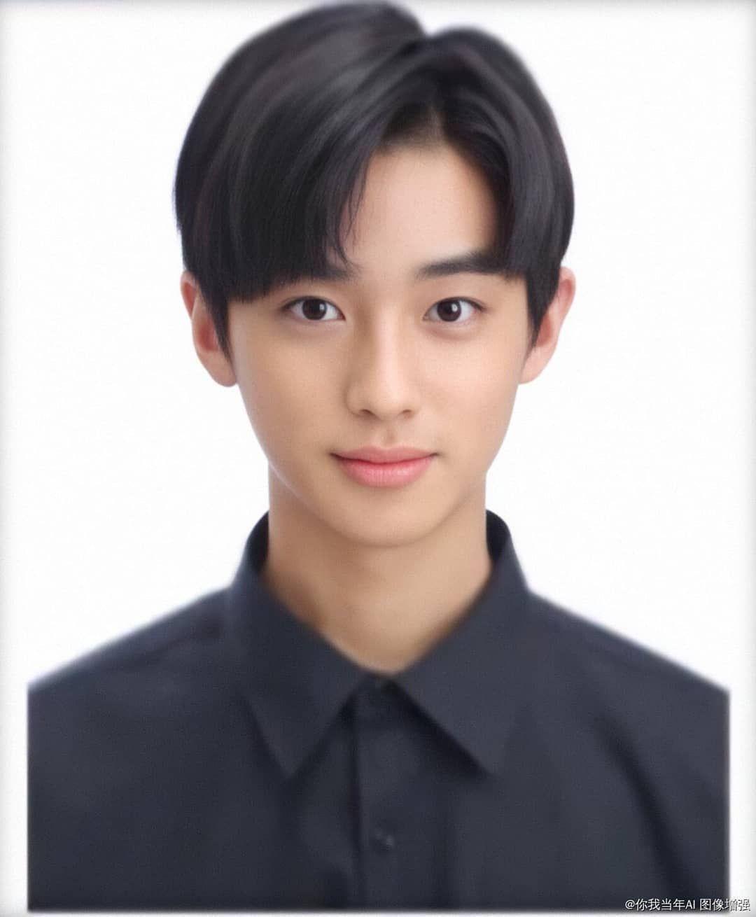 Kim Mingyu 19 Born In 2001 Training For 8 Months Positio Selebritas Pas Foto Kim